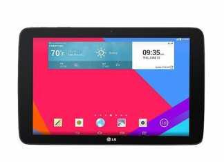 LG G Pad 10.1 : une date de sortie et confirmation des spécifications techniques 3