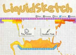 LiquidSketch : une application casse-tête pour enfants 6