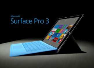 Tablette Surface Pro 3, trois nouvelles publicités à découvrir 2