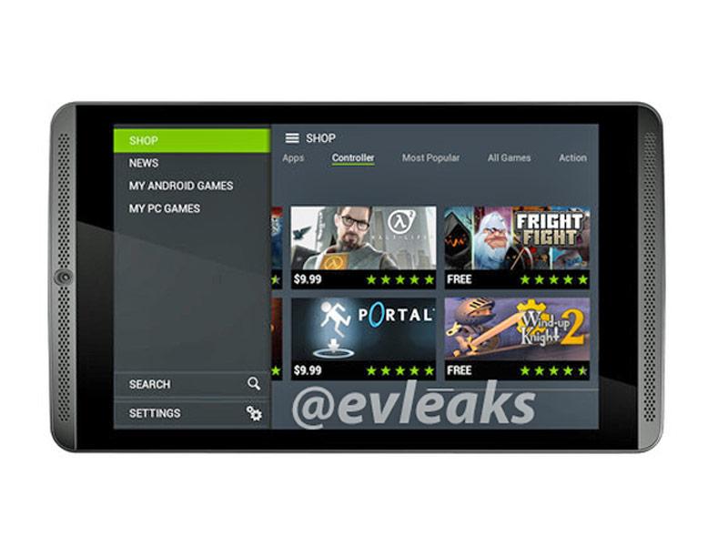 Tablette Nvidia Shield : une image et de nouvelles rumeurs