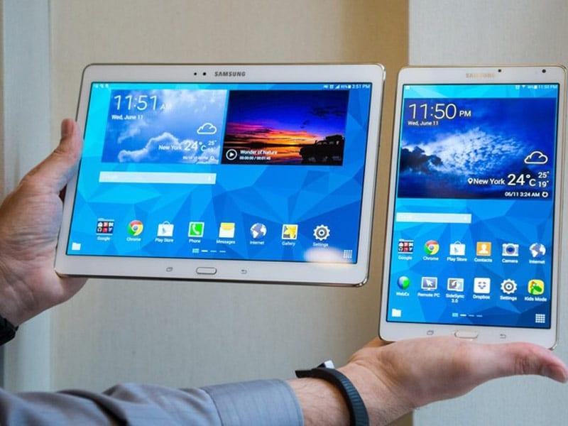 Découvrez les deux premières publicités pour la tablette Samsung Galaxy Tab S