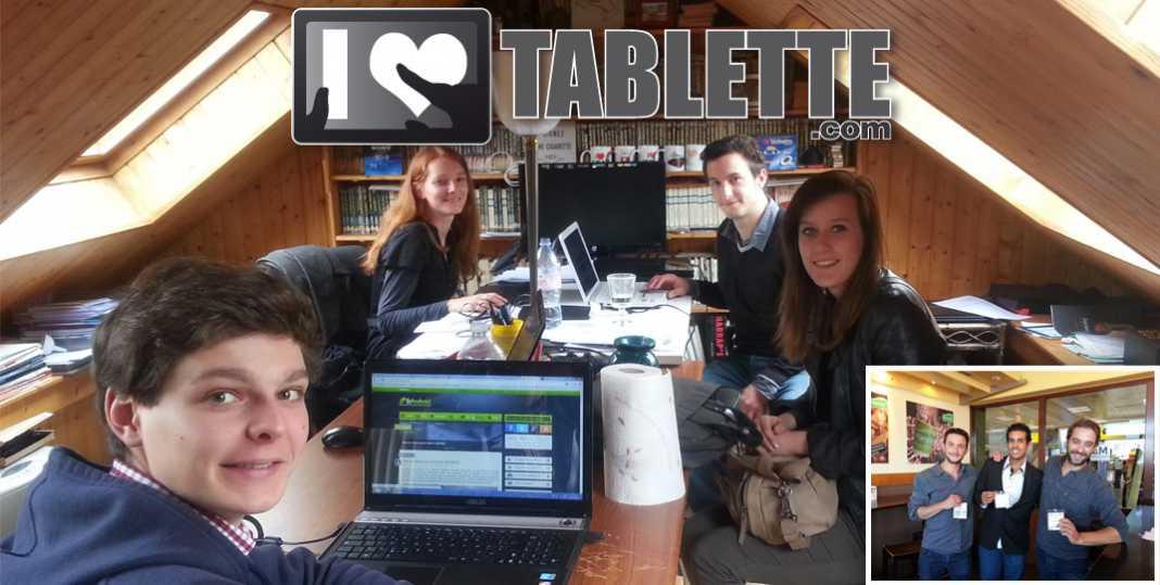 L'équipe iLoveTablette.com