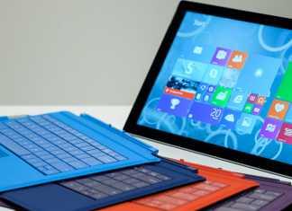 Microsoft indique que les ventes de la tablette Surface Pro 3 sont meilleures que prévues 3