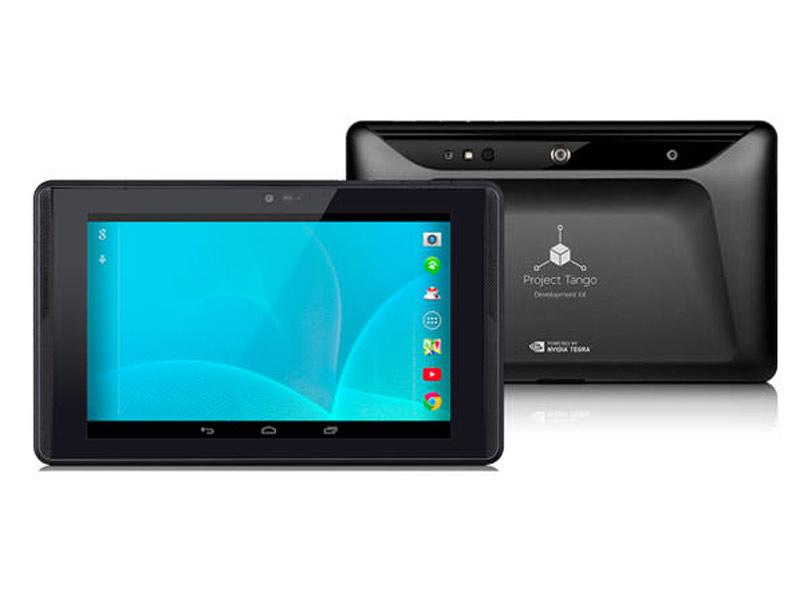 Projet Tango : une tablette grand public par LG pour 2015