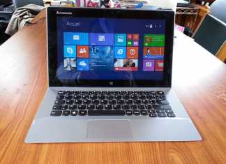 Test de la tablette PC Lenovo Miix 2 (11 pouces) 10