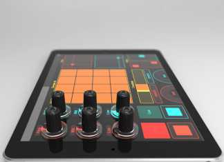 Tuna Knobs : des boutons physiques pour mixer sur votre tablette tactile  9