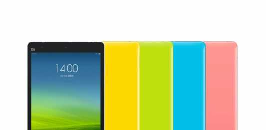 La tablette Xiaomi MiPad disponible à l'achat en Europe !  2