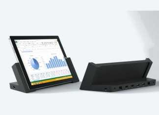 La station d'accueil pour Surface Pro 3 disponible en précommande ! 6