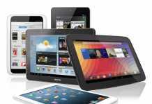 Baisse des ventes de tablettes tactiles pour la première fois 1