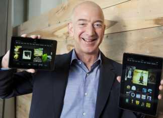 Amazon : une nouvelle version de la tablette Kindle Fire HDX en prévision 2