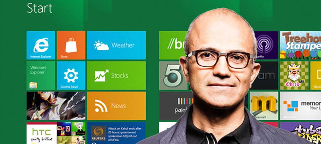 Satya Nadella vient de prendre la meilleure des décisions pour Windows