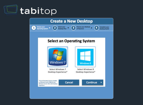 TabiMouse et TabiTob, deux applications pour transformer votre iPad en tablette Windows 8.1 6