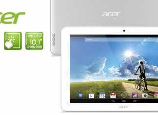 Iconia A3-A20 : Acer va lancer une nouvelle version de sa tablette 10 pouces 1