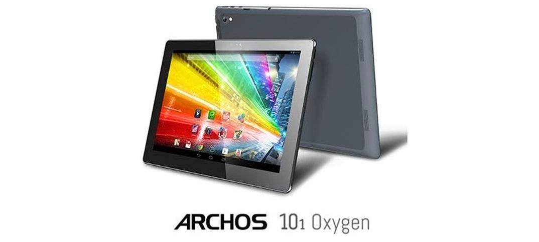 IFA 2014: Archos présentera les tablettes 101 Oxygen et  80 Cesium