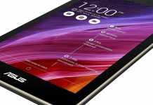 Tablette tactile Asus K007 : un modèle 7 pouces avec écran full HD et processeur Intel Moorefield Z3560 4