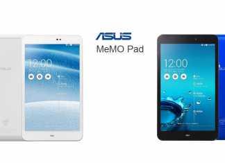 Asus MeMo Pad 8 : une tablette avec une puce Intel 64 bits à seulement 179€ 1
