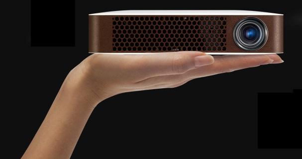 LG annonce un vidéoprojecteur pour tablette : MiniBeam PW700 1