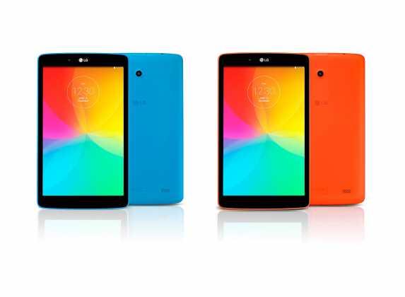 LG G Pad 8.0 4G LTE : sortie officielle et disponible dès cette semaine ! 4
