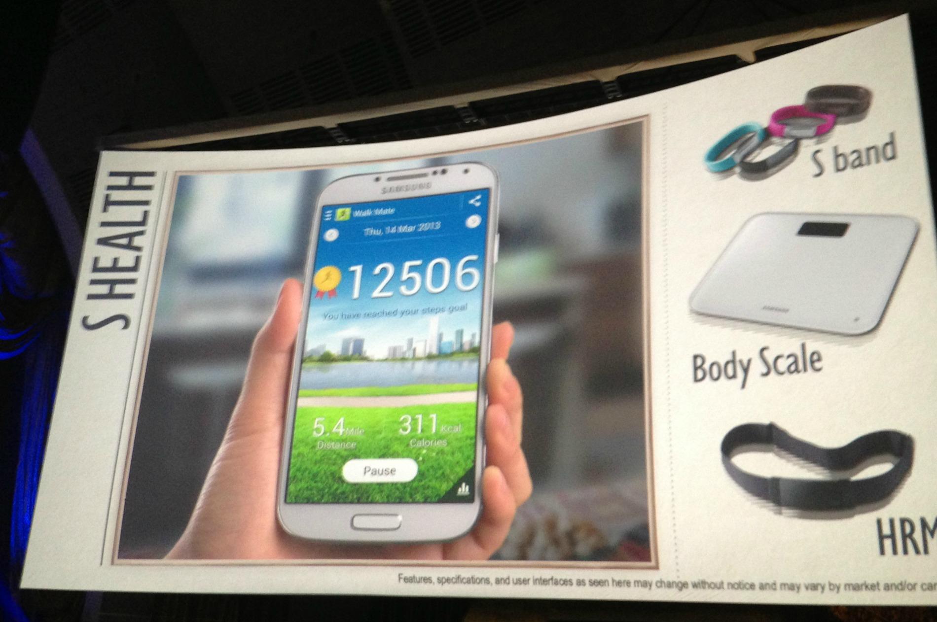 Samsung Galaxy Note 4 : un étui à ultrasons pour déficients visuels ?