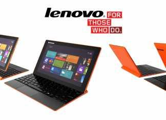 Confirmation de la tablette PC Lenovo Miix 3 2
