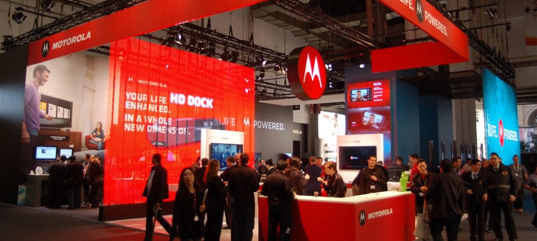 Motorola travaillerait sur plusieurs modèles de tablettes tactiles
