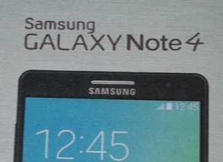 Samsung Galaxy Note 4 : les premières images circulent sur le web  8