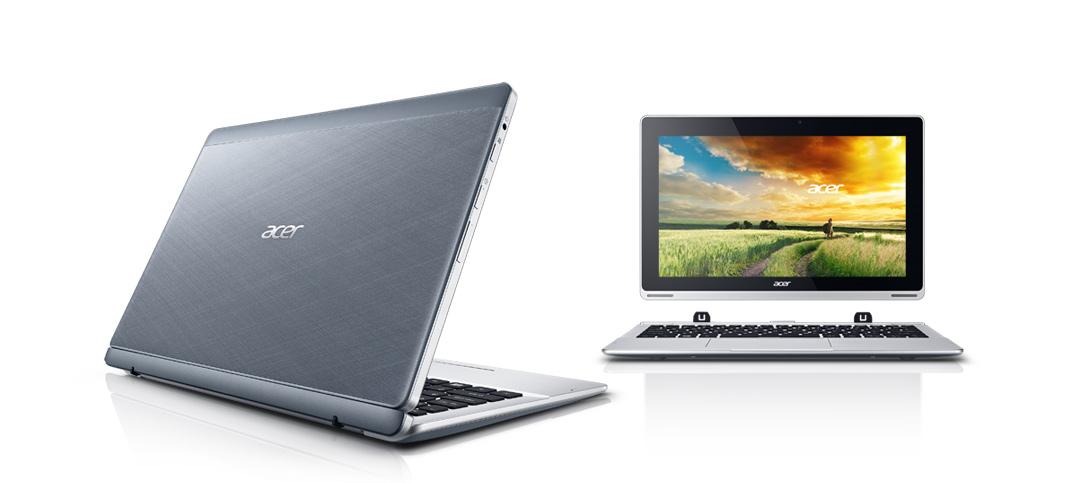 Acer Aspire Switch : 2 nouveaux modèles de 11.6 apparaissent en ligne