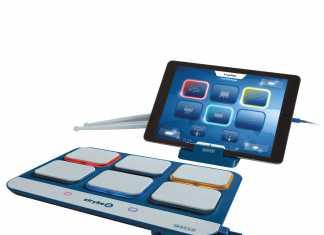 Stryke6 : une batterie électronique pour iPad ! 3