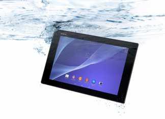 Sony Xperia Tablet Z3 compact : les spécifications techniques dévoilées 2