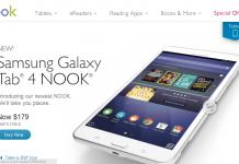 Galaxy Tab 4 Nook : photos, vidéos et prix de la tablette liseuse 11