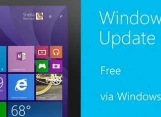 Microsoft déploie sa mise à jour de Windows 8.1 2