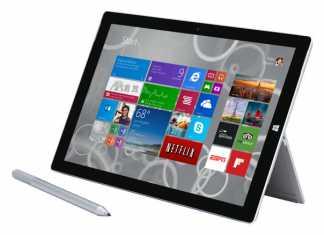 Surface Pro 3 : la nouvelle tablette Microsoft disponible en précommande !