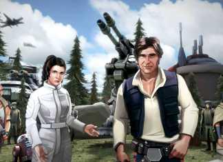 Star Wars Commander : Lucasfilm sort un jeu de stratégie sur iPad 1