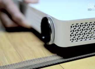 LG annonce un vidéoprojecteur pour tablette : MiniBeam PW700 4