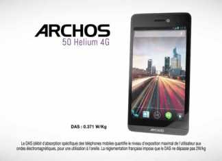 Archos se lance dans la publicité à la télévision 1