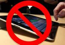 Les ordinateurs et les tablettes interdits de stade à Manchester United ! 1