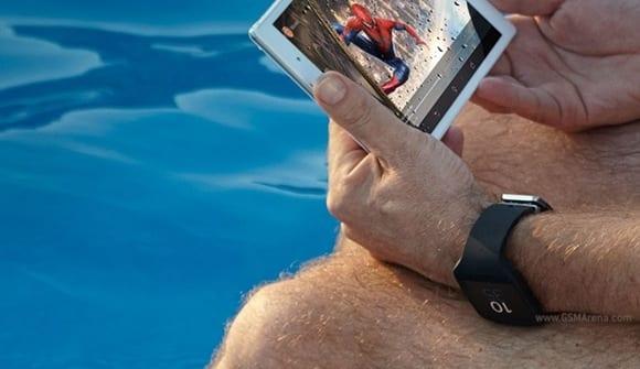 Première image de la tablette Sony Xperia Tablet Z3 Compact !