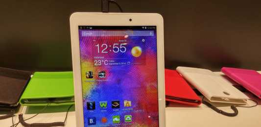 Tablette Iconia One 7
