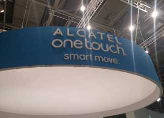 IFA 2014 : Prise en main de la tablette Alcatel One Touch Hero 8 10