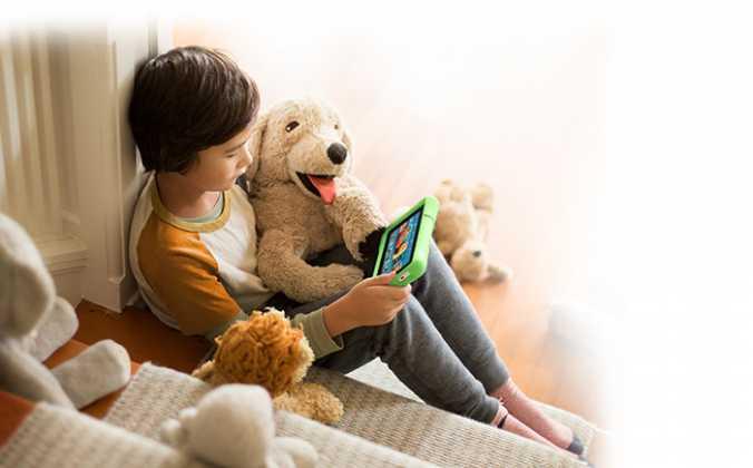 Kindle Fire HD Kids Edition : la tablette enfant d'Amazon ! 9