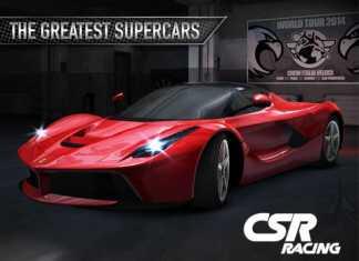 CSR Racing : le jeu de dragster le plus téléchargé au monde  1