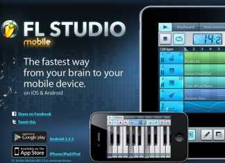 Laissez libre cours à votre imagination avec Fruityloops Studio Mobile sur tablettes  1