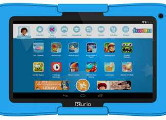 Kurio Xtreme : la première tablette enfant dotée de capteurs de mouvement 4