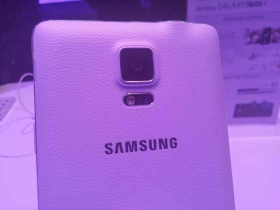 Samsung Galaxy Note 4 : tout ce qu'il faut savoir sur la nouvelle phablette 39