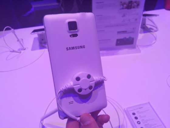 Samsung Galaxy Note 4 : tout ce qu'il faut savoir sur la nouvelle phablette 38