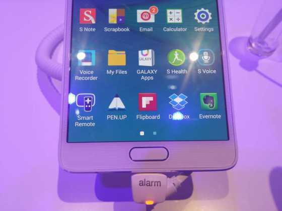 Samsung Galaxy Note 4 : tout ce qu'il faut savoir sur la nouvelle phablette 34