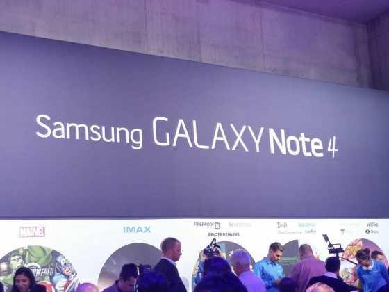 Samsung Galaxy Note 4 : tout ce qu'il faut savoir sur la nouvelle phablette 35