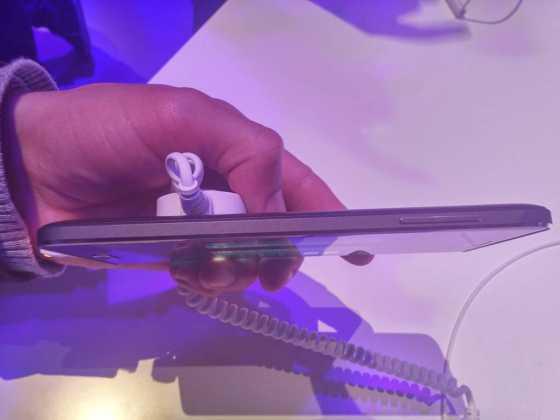 Prise en main du Samsung Galaxy Note Edge 5