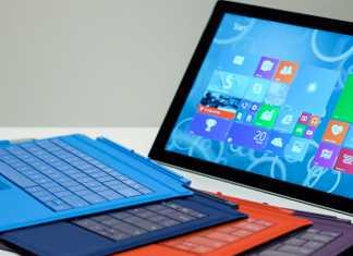 La tablette Microsoft Surface Pro 3 se vend mieux que prévue 2