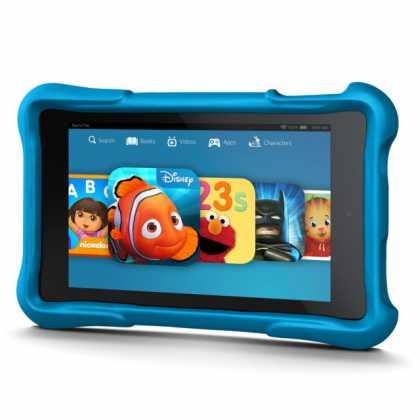 Kindle Fire HD Kids Edition : la tablette enfant d'Amazon ! 7